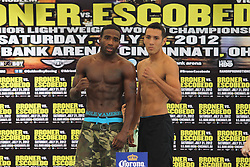 July 20, 2012; Cincinnati, OH; USA; Images from the HBO Boxing After Dark fight between Adrien Broner and Vincente Escobedo.  All Photos HBO Usage ONLY.