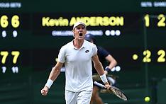 Wimbledon day 11 - 13 July 2018