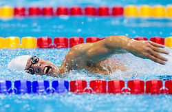 Michael Schoenmaker of Netherlands competes during the Men's 200m Freestyle S4 Heat 2  during Swimming competition during Day 10 of the Summer Paralympic Games London 2012 on September 7, 2012, in  Aquatics centre, London, Great Britain. (Photo by Vid Ponikvar / Sportida.com)