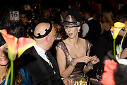 STEPHEN JONES; L'WREN SCOTT;  British Fashion Awards Ceremony. Supported by Swarovski and organised by British Fashion Council. Lawrence Hall. Greycoat St. London SW1. 25 November 2008 *** Local Caption *** -DO NOT ARCHIVE-© Copyright Photograph by Dafydd Jones. 248 Clapham Rd. London SW9 0PZ. Tel 0207 820 0771. www.dafjones.com.<br /> STEPHEN JONES; L'WREN SCOTT;  British Fashion Awards Ceremony. Supported by Swarovski and organised by British Fashion Council. Lawrence Hall. Greycoat St. London SW1. 25 November 2008