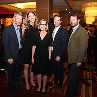 Ted and Julie Sward, Jennifer Sloop, Brian Lyons, Peter Thurman