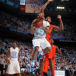 2014-01-08 Miami at North Carolina basketball