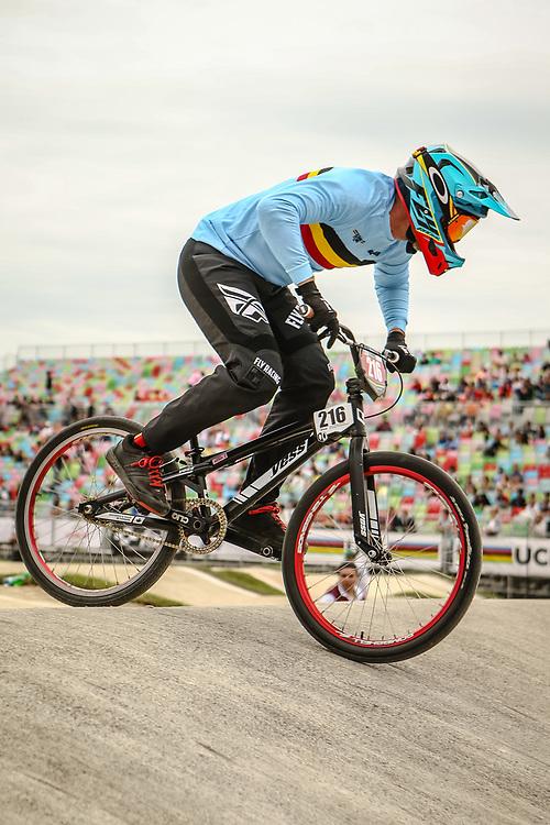 2018 UCI World Championships<br /> Baku, Azerbaijan<br /> BEL Cruiser ???