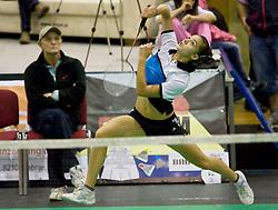 Kaja Stankovic Slovenia at 17. TOM International badminton tournament, Mirna 20-23.10.2011, Slovenia