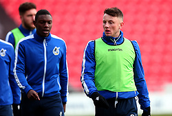 Ollie Clarke of Bristol Rovers - Mandatory by-line: Robbie Stephenson/JMP - 27/01/2018 - FOOTBALL - The Keepmoat Stadium - Doncaster, England - Doncaster Rovers v Bristol Rovers - Sky Bet League One