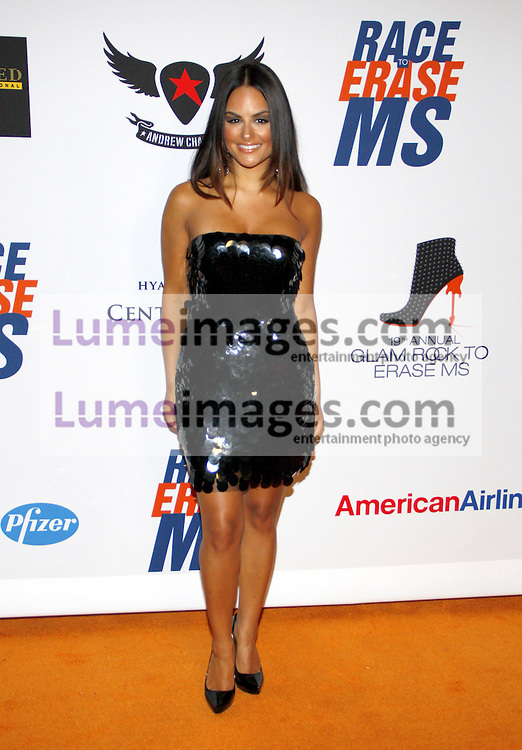 Pia Toscana at the 19th Annual Race To Erase MS held at the Hyatt Regency Century Plaza in Century City, USA on May 18, 2012.