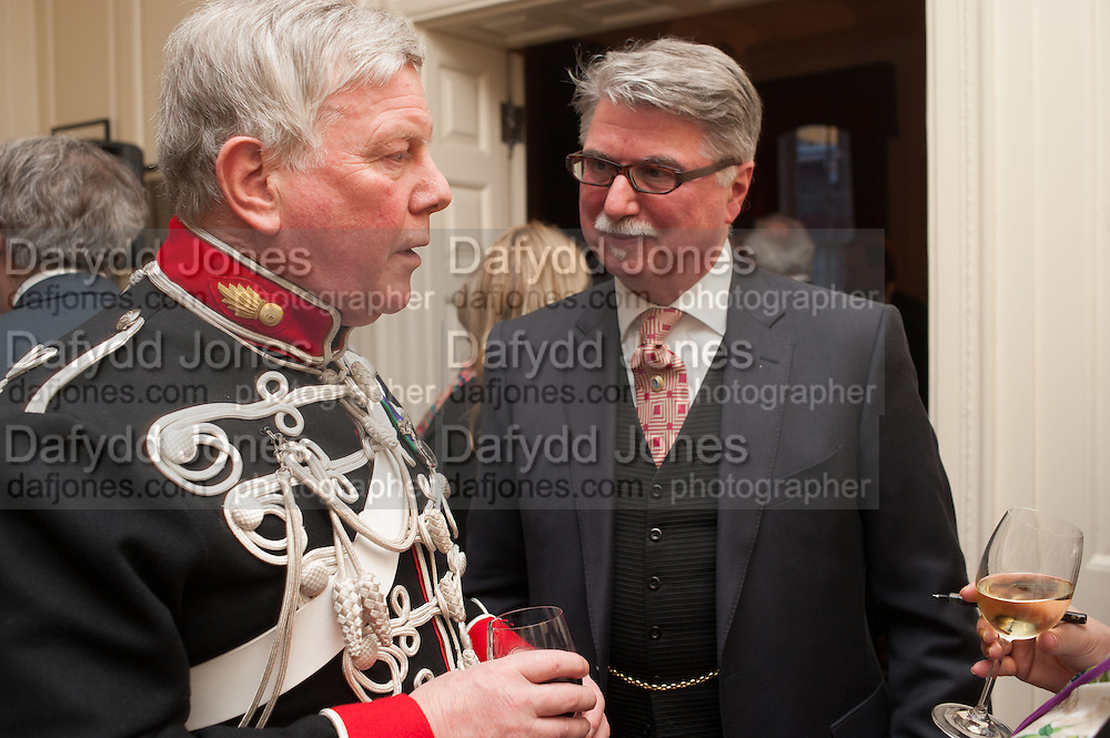 CHRISTOPHER JOLL, Book launch for The Speedicut Papers, edited by Christopher Joll.- Bucks Club, Clifford St. London W1.