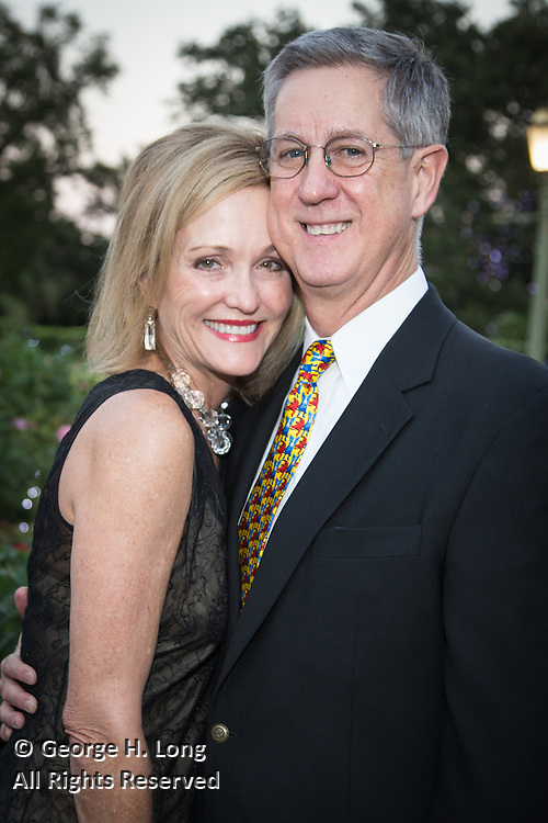 Magic in the Moonlight 2015 benefit for the New Orleans Botanical Garden in City Park