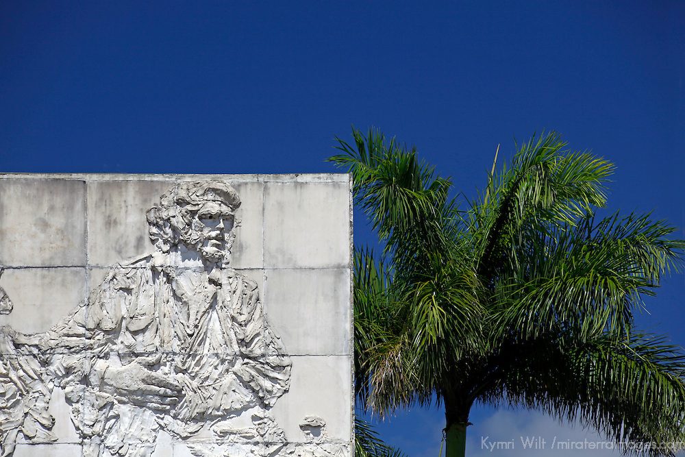 Central America, Cuba, Santa Clara. Che Guevara Memorial and Museum.