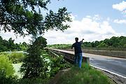 Highway 3 story for Oklahoma Today Magazine