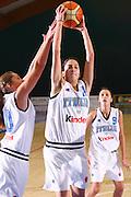 DESCRIZIONE : Pomezia Torneo Internazionale Basket Femminile Nazionale Italia Donne Under 20 Nazionale Italia Donne Under 18<br /> GIOCATORE : Freschi Zambarda Visconti<br /> SQUADRA : Italia Under 20<br /> EVENTO :  Pomezia Torneo Internazionale Basket Femminile Nazionale Italia Donne Under 20 Nazionale Italia Donne Under 18<br /> GARA : Italia Under 20 Italia Under 18<br /> DATA : 29/12/2006<br /> CATEGORIA : Rimbalzo<br /> SPORT : Pallacanestro<br /> AUTORE : Agenzia Ciamillo-Castoria/E.Castoria<br /> Galleria : FIP Nazionale Italiana<br /> Fotonotizia : Pomezia Torneo Internazionale Basket Femminile Nazionale Italia Donne Under 20 Nazionale Italia Donne Under 18<br /> Predefinita :