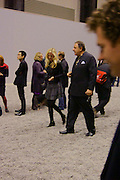 johnny pigozzi; annika murjahn, Ai Weiwei Unilever series opening. Tate Modern. 11 October 2010. -DO NOT ARCHIVE-© Copyright Photograph by Dafydd Jones. 248 Clapham Rd. London SW9 0PZ. Tel 0207 820 0771. www.dafjones.com.
