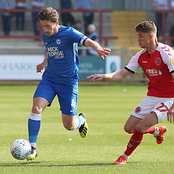 Fleetwood Town v Peterborough United