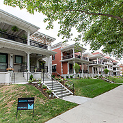 Kansas City Missouri, midtown-area historic preservation of formerly distressed residential properties.