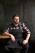 Chef Doug Paine of Hotel Vermont.