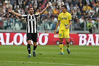 09.09.2017 - Torino - Serie A 2017/18 - 2a giornata  -  Juventus-Chievo nella  foto: Miralem Pjanic