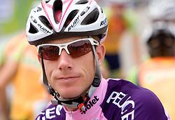 Bostjan Rezman at Slovenian National Championships in Road cycling, 178 km, on June 28 2009, in Mirna Pec, Slovenia. (Photo by Vid Ponikvar / Sportida)