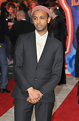 """Celebrities at the """"Dumbo"""" European film premiere, Curzon Mayfair, Curzon Street, London, England, UK, on Thursday 21st March 2019. 21 Mar 2019 Pictured: Ragevan Vasan. Photo credit: CAN/Capital Pictures / MEGA TheMegaAgency.com +1 888 505 6342"""