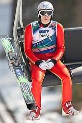 20.03.2010, Planica, Kranjska Gora, SLO, FIS SKI Flying World Championships 2010, Flying Hill Individual 3rd Round, im Bild Andrea Morassi, ( ITA, #1 ), EXPA Pictures © 2010, PhotoCredit: EXPA/ J. Groder / SPORTIDA PHOTO AGENCY