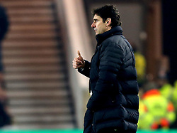 Middlesbrough manager Aitor Karanka gives a thumbs up - Mandatory by-line: Robbie Stephenson/JMP - 05/12/2016 - FOOTBALL - Riverside Stadium - Middlesbrough, England - Middlesbrough v Hull City - Premier League