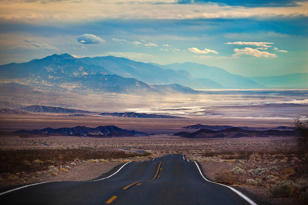 The Lowest to Highest trail is a 130 mile stretch between Badwater Basin in Death Valley National Park, the lowest point in the Western Hemisphere (279 ft. below sea level), to the highest point in the contiguous United States, Mt. Whitney (14,495 ft.).