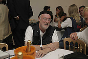 DAVID KIRKE , The BladeRun Send-off party. The Henry Moore Gallery SW7, Royal College of Art. 16 August 2006.  ONE TIME USE ONLY - DO NOT ARCHIVE  © Copyright Photograph by Dafydd Jones 66 Stockwell Park Rd. London SW9 0DA Tel 020 7733 0108 www.dafjones.com