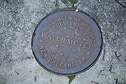 New Orleans Sewerate & Water Board water meter cover