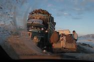 PAKTIA PROVINCE  IN WINTER, MIR ZAKAH AREA  PAKTIA PROVINCE  Afghanistan   / PROVINCE DU PAKTIA EN HIVER LA REGION DE MIR ZAKAH  PAKTIA PROVINCE  Afghanistan  / L0009845