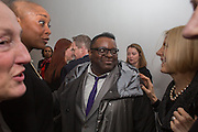 VANESSA MYRIE; ISAAC JULIEN, Playtime, Isaac Julien, Victoria Miro Gallery. Wharf Rd. London. 23 January 2014