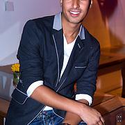 NLD/Amsterdam/20130918 - Reünie NCRV jeugdserie Spangas, Hassan Slaby