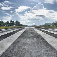 Tuvalu Airstrip<br /> Tuvalu