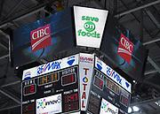 KELOWNA, CANADA - NOVEMBER 11:  CIBC at the Kelowna Rockets game on November 11, 2017 at Prospera Place in Kelowna, British Columbia, Canada.  (Photo By Cindy Rogers/Nyasa Photography,  *** Local Caption ***