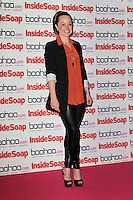 LONDON - SEPTEMBER 24: Charlie Clemmow attended the 'Inside Soap Awards' at One Marylebone, London, UK. September 24, 2012. (Photo by Richard Goldschmidt)