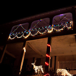 Christmas Lights in St. Thomas