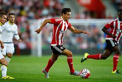 Cedric Soares of Southampton - Mandatory by-line: Jason Brown/JMP - Mobile 07966386802 - 31/07/2015 - SPORT - FOOTBALL - Southampton, St Mary's Stadium - Southampton v Vitesse Arnhem - Europa League