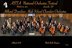 Hilliard Davidson High School Chamber Orchestra