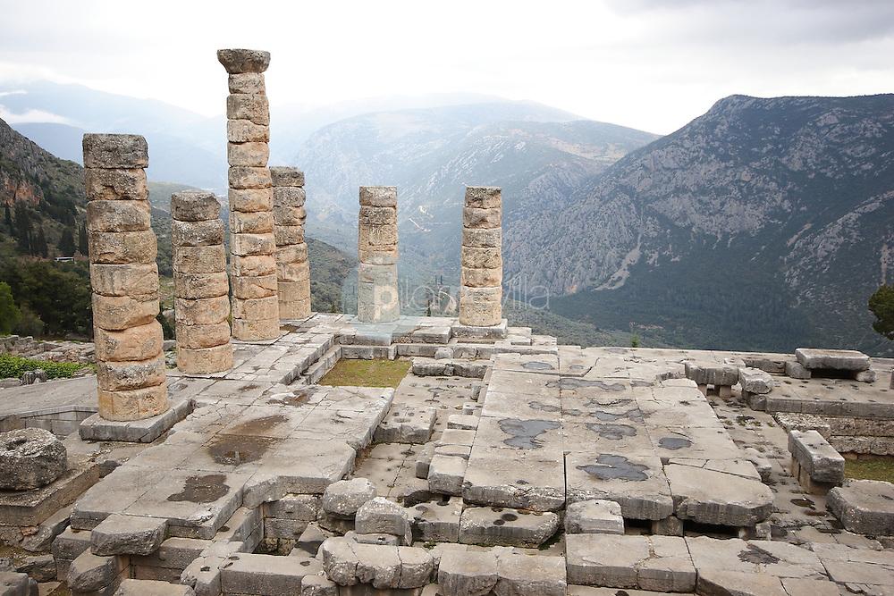 Delfos. Grecia ©Country Sessions / PILAR REVILLA