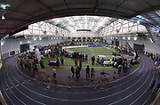 Feb 24, 2017; Seattle, WA, USA; General overall view of the MPSF Indoor Championships at the Dempsey Indoor.