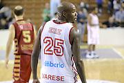 DESCRIZIONE : Milano Lega A 2013-14 Cimberio Varese vs Umana Reyer Venezia <br /> GIOCATORE : Ere Ebi<br /> CATEGORIA : Ritratto<br /> SQUADRA : Cimberio Varese<br /> EVENTO : Campionato Lega A 2013-2014<br /> GARA : Cimberio Varese vs Umana Reyer Venezia<br /> DATA : 27/10/2013<br /> SPORT : Pallacanestro <br /> AUTORE : Agenzia Ciamillo-Castoria/I.Mancini<br /> Galleria : Lega Basket A 2013-2014  <br /> Fotonotizia : Milano Lega A 2013-14 EA7 Cimberio Varese vs Umana Reyer Venezia<br /> Predefinita :