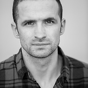 Rua O'Donnachu Actors Headshot