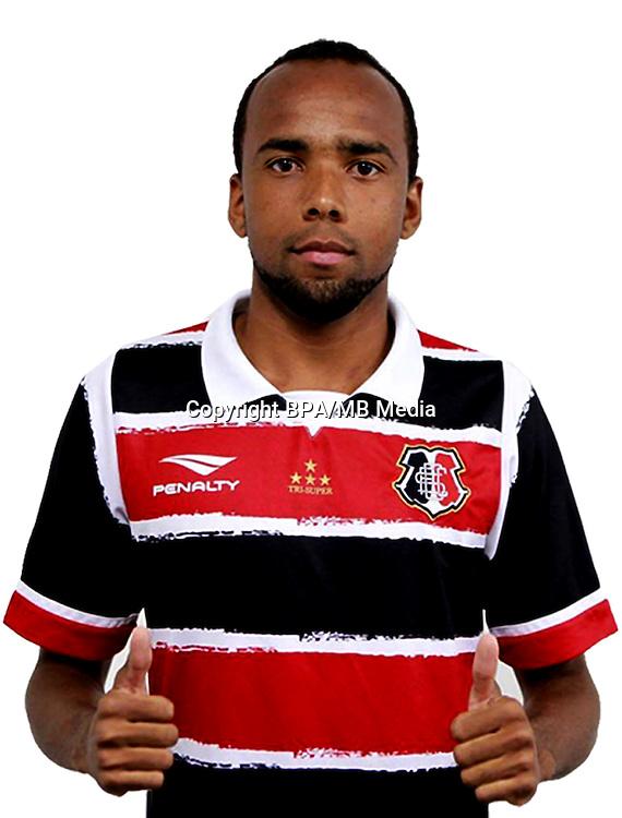 Brazilian Football League Serie A / <br /> ( Santa Cruz Futebol Clube ) - <br /> Marion Silva Fernandes &quot; Marion &quot;