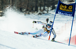 PIETILAE-HOLMNER Maria (SWE) competes during 5th Ladies' Giant slalom at 51st Golden Fox of Audi FIS Ski World Cup 2014/15, on February 21, 2015 in Pohorje, Maribor, Slovenia. Photo by Vid Ponikvar / Sportida