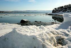 NORWAY FINNMARK 25MAR07 - Arctic scene in Trollholmsund, Finnmark, Norway's northermost Arctic province...jre/Photo by Jiri Rezac..© Jiri Rezac 2007..Contact: +44 (0) 7050 110 417.Mobile:  +44 (0) 7801 337 683.Office:  +44 (0) 20 8968 9635..Email:   jiri@jirirezac.com.Web:    www.jirirezac.com..© All images Jiri Rezac 2007 - All rights reserved.