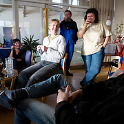 Rumlepotten Community, Aarhus, Denmark, March 27, 2010. <br />