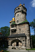 mutter tower full view