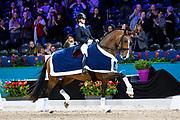 Jeanine Nieuwenhuis - Great Lady TC<br /> Jumping Amsterdam 2020<br /> © DigiShots