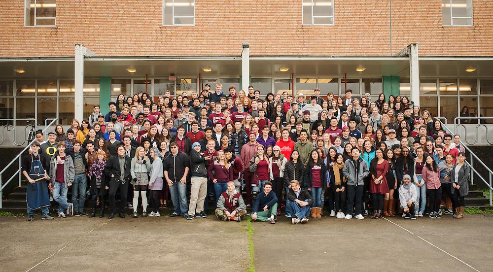 Franklin High School Senior graduating class of 2016