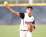 South Carolina Gamecocks Womens Softball team at FIU Softball Complex.