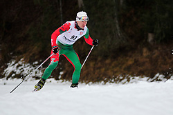 SHAPTSIABOI Vasili Guide:  LEBEDZEU Mikhail, BLR at the 2014 IPC Nordic Skiing World Cup Finals - Long Distance