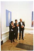 Maureen Paley, Sadie Coles amd Nicholas Logsdail. Royal Academy annual dinner. Royal Academy. Picadilly. 30 May 2002. © Copyright Photograph by Dafydd Jones 66 Stockwell Park Rd. London SW9 0DA Tel 020 7733 0108 www.dafjones.com